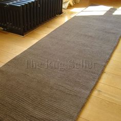 The Brighton hallway runner collection is handmade in India and features an intricate stripe on a plain coloured design. Hall Runner Rugs, Hallway Runner, Grey Hall, Hallway Inspiration, Rugs Usa, Indoor Outdoor Rugs, Carpet Runner, Brighton
