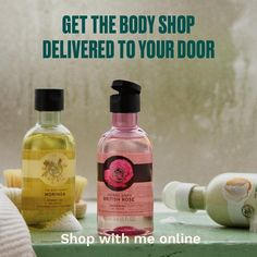 Body Shop Tea Tree, The Body Shop, Body Shop At Home, Shop My, Beauty Kit, Beauty Care, Body Shop Online, Body Shop Skincare, British Rose