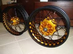 Best ALPINA WHEELS TUBELESS SPOKE MOTORCYCLE Wheels Images On - Alpina motorcycle wheels