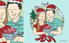 Carinha para desejar Feliz Natal!   > carinhas.com.br
