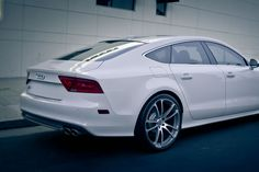 Audi S7.....maybe next time :-)