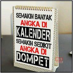 KALENDER VS DOMPET
