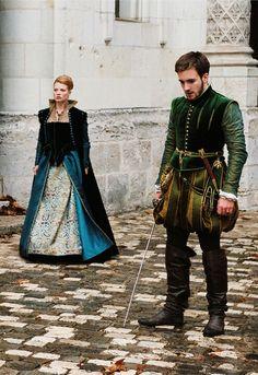 Princess of Montpensier - 2010 15th century, 16th century. Doublet, Cape, Capelet, Romeo, revels, faire, Elizabethan, Tudor, Renaissance