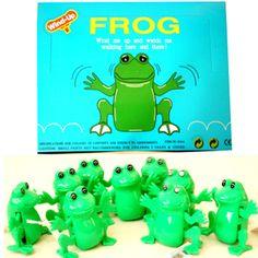 とことこ横歩きするカエル Frog to sidle Tokotoko