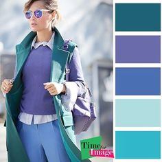 Trend alert and must have for fashion and outfits for the incoming New Style of women's fashion Colour Combinations Fashion, Color Combinations For Clothes, Fashion Colours, Colorful Fashion, Color Combos, Soft Summer Color Palette, Deep Winter Colors, Colourful Outfits, Color Swatches