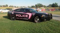 Boise, Idaho police car.