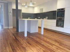Cypress Pine Flooring finished with Livos Kunos Oil Timber, House, Timber Flooring, Pine Floors, Home Decor, Kitchen, Floor Finishes, Lounge Room, Flooring