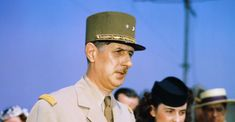 general charles de gaulle, casablanca conference, 1943, world war II, allied military leaders