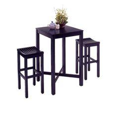 Bar Table - Black