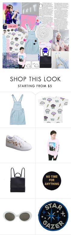 """""""too busy for your business; ❤️"""" by sadtrashqueen ❤ liked on Polyvore featuring Stay Home Club and kats13k"""