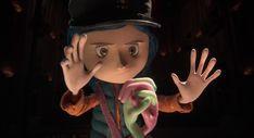 Coraline Film, Coraline Jones, Coraline Aesthetic, Aesthetic Movies, Movies Showing, Movies And Tv Shows, Corpse Bride, Cartoon Icons, Graphic Design Projects