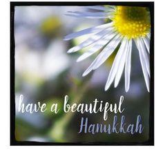 A Warm Hello: Have a Beautiful Hanukkah