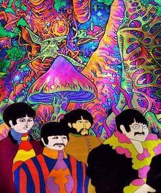 Psychodelic Beatles