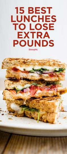 15 Best Lunches to Lose Extra Pounds 2019 Healthy lunch ideas check. Try Best Lunches to Lose Extra Pounds! The post 15 Best Lunches to Lose Extra Pounds 2019 appeared first on Lunch Diy. Lunch Snacks, Clean Eating Snacks, Healthy Eating, Clean Foods, School Snacks, Healthy Meal Prep, Healthy Drinks, Healthy Snacks, Healthy Recipes