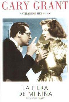 La fiera de mi niña (1938) EEUU. Dir: Howard Hawks. Comedia. Romance. Feminismo - DVD CINE 107