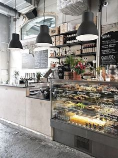 Coffee shop decorating ideas 77 #restaurantdesign