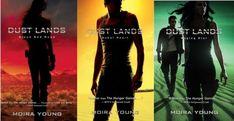 The Dustlands Trilogy; By Moira Young #YA #Dystopian #BookReview