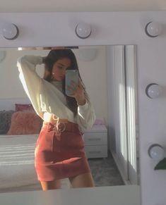 "15.4k aprecieri, 85 comentarii - Andreea Bostanica (@andreeabostanica) pe Instagram: ""✌🏻✌🏻✌🏻"" Waist Skirt, High Waisted Skirt, Skirts, Instagram, Fashion, Moda, High Waist Skirt, Fashion Styles, Skirt"