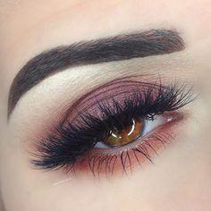 Maquiagem rosa maravilhosa! Curso de alongamento de cílios, para cílios perfeitos todo dia.
