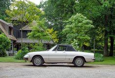 Alfa Romeo Spider Type:2000 Veloce Bouwjaar:1980