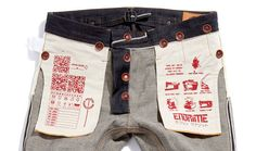 Mohsin Sajid Endrime jeans denim raw long john blog rigid japan fabric handmade uk wouter munnichs selvage selvedge red listing boots (1):