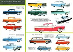 3.jpg 1,969×1,417 pixels  1955 Fords Crown Vics were awesome