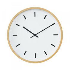 [CUISINE] Horloge BOIS - Mon Horloge