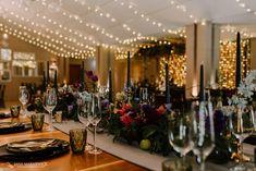 Wedding Venues, Cap, Candles, Table Decorations, Furniture, Home Decor, Wedding Reception Venues, Baseball Hat, Wedding Places