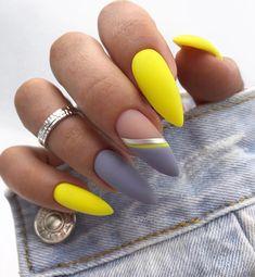 Gel Nail Ideas for Fall autumn, Nail Designs Autumn, Fall Nail Colors, Acrylic Nails Designs for Fall, – – nageldesign. Classy Nail Designs, Fall Nail Designs, Acrylic Nail Designs, Manicure Nail Designs, Coffin Nail Designs, Unique Nail Designs, Grey Nail Designs, Classy Nails, Cute Nails
