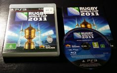 Rugby world cup 2011 Sony PlayStation 3 -  PS3  FREE Postage