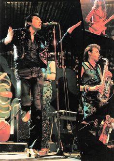 Roxy Music - hahaha the 80's