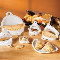 Set/5 Dumpling Mold Set @ Fresh Finds
