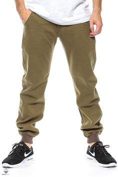 Spodnie Backyard Cartel Jogger Fit