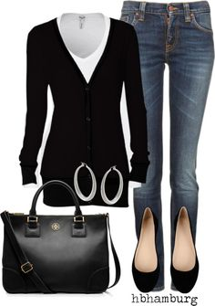 """""""No. 144 - Casual friday"""" by hbhamburg on Polyvore"""