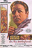 cool On the Waterfront R2004 Authentic USA Film Poster Elia Kazan Marlon Brando
