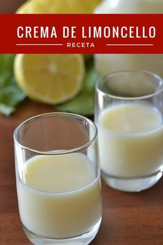 crema de limoncello