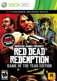Red Dead Redemption: Game of the Year Edition for Xbox 360 | GameStop