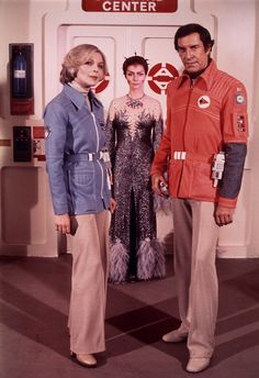 Space: 1999 (1975-1977). The premise centers on the plight of the inhabitants of Moonbase Alpha, a scientific research center on the Moon.