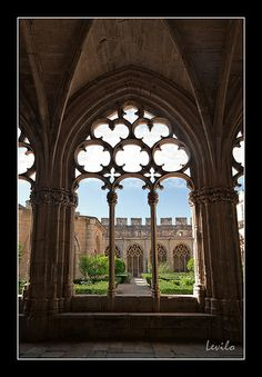 Monasterio Santes Creus (Tarragona)