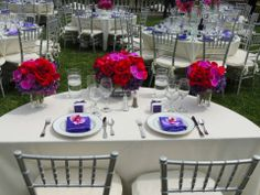 Bride and groom table Malibu Wedding