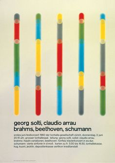 30 Glorieuses - SUISSE - Josef Müller-Brockmann