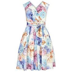 Buy Studio 8 Estra Dress, Multi, 12 Online at johnlewis.com