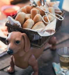Cachorro de mesa (Foto: Rogério Voltan/Casa e Comida)