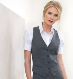Ladies Waistcoat - Mix & Match Suit