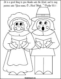 Psalm 921 Coloring Page