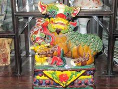 The Walls of Xian and Silk Road Museum, Xian, China
