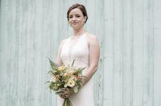 wedding Austria, Wartholz castle, bridal bouquet, fern, peach, blush, lace natural bride photo: weddingreport.at Peach Blush, Bridal Bouquets, Fern, Austria, One Shoulder Wedding Dress, Castle, Bride, Natural, Wedding Dresses