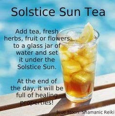 Solstice Tea