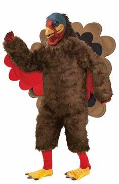 Adult/'s Mens Penguin Parade or School Plush Mascot Costume
