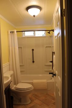 1000 Images About Mobile Home Bath On Pinterest
